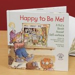 Happy to be Me! Hardcover, $12.95