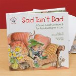 Sad Isn't BadHardcover, $12.95